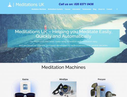Meditations UK